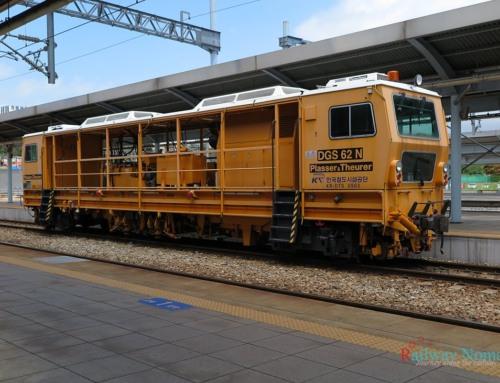 궤도안정기(Dynamic Track Stabilizer. DTS)