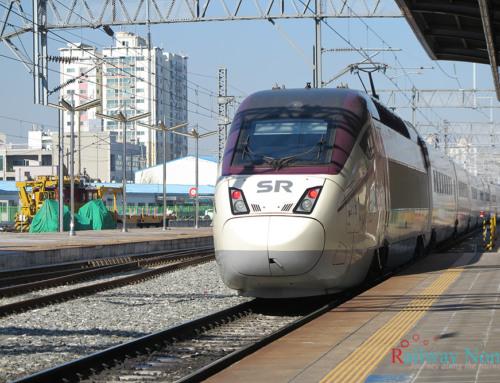 수서발 고속열차 SRT의 정차역별 운임요금(경부선)