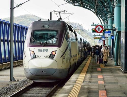SRT(차량번호 120000번대) : 코레일에서 임차한 고속철도차량
